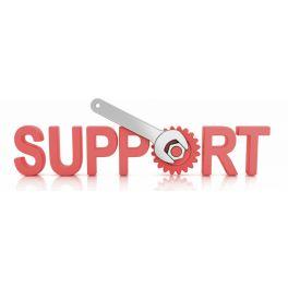 Support 1 an